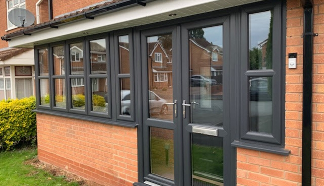 Windows, Doors and Orangery Installation